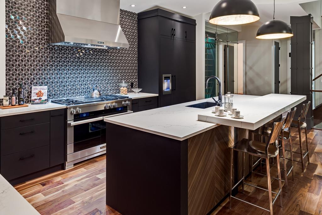 Custom home inspiration - Silverhorn Kitchen