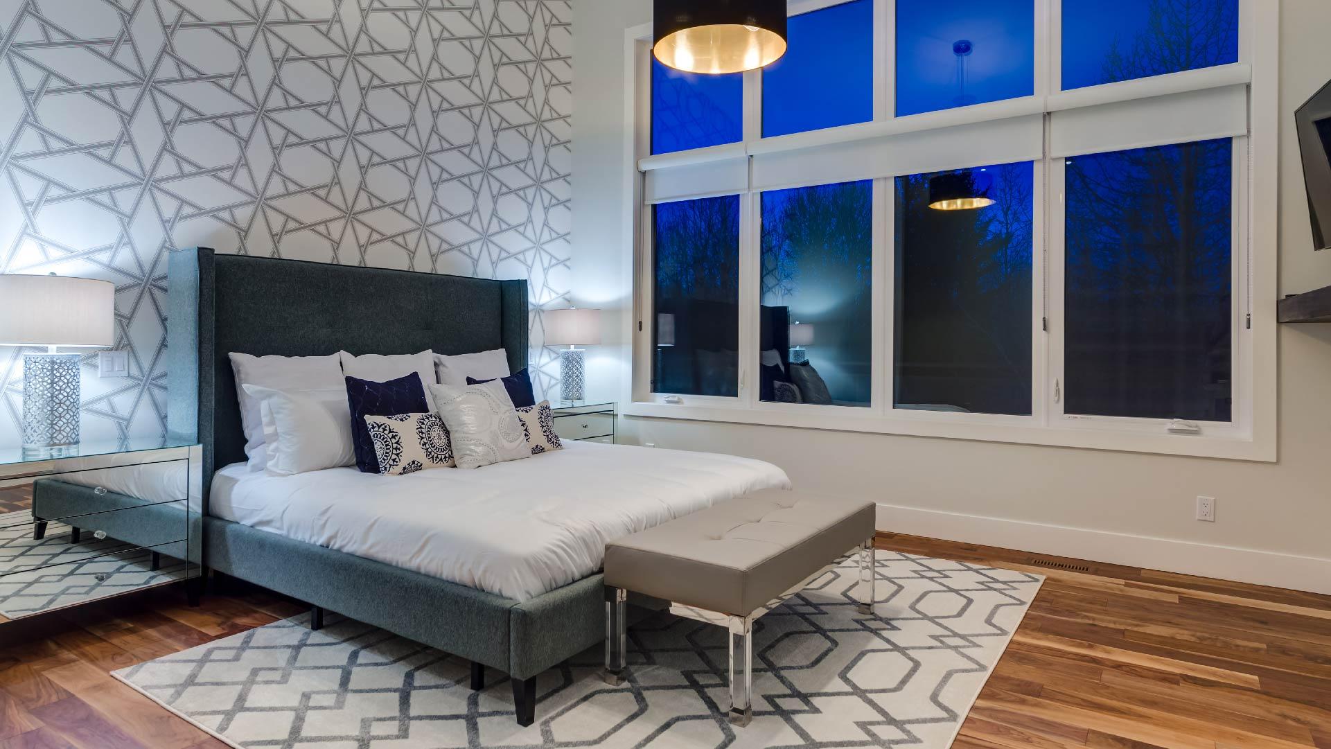 Custom home inspiration - Silverhorn bed